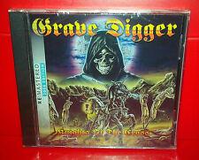 CD GRAVE DIGGER - KNIGHTS OF THE CROSS - SEALED SIGILLATO