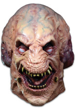 Halloween Pumpkinhead Adult Latex Deluxe Mask Costume Haunted House NEW