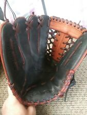 "LHT Easton Prime Pme1175 BKMO 11.75"" Youth Baseball Glove Buffalo Leather NWOT"