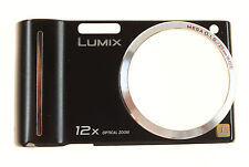 PANASONIC LUMIX DMC-TZ6 FRONT COVER GENUINE USED