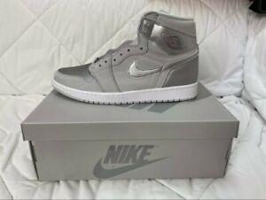 Nike Air Jordan 1 Retro High OG CO.JP Neutral Grey EU 46 US 12