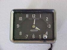 Maserati 3500 Clock Jaeger Gauge_Sebring _Nut Electrical Terminal type_3500 GT