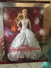 2008 Holiday Barbie