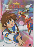 Angelic Layer Volume 6: Inherit the Layer (Brand New DVD Anime Sci-fi Series)