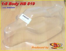 Carrozzeria Body for 1/8 Buggy OFF ROAD by SP Racing per HB D819 cod. SPBD0085
