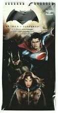 Batman V Superman 12 Month 2016 Calendar Collectible New Sealed