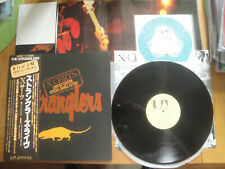"THE STRANGLERS - X CERTS - TOP JAPAN 12"" 33 LP + OBI + 7"" + POSTER - UA GP-670"