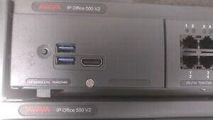 Avaya IP Office 500 V2, w/module, IP400 DS30/DS16/DS8