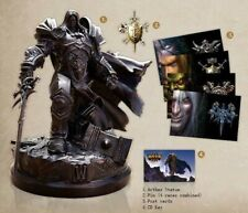 Blizzard Warcraft III Reforged Collector's Edition Arthas Statue China Exclusive