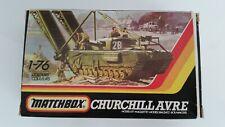 Churchill A.V.R.E Matchbox 1.76