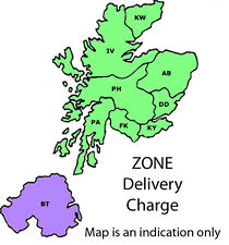 POST ZONE 2 and ZONE 3 Carriage Charge
