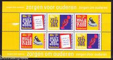 NVPH 1760 BLOK ZOMERZEGELS OUDERENZEGELS 1998 POSTFRIS CAT.WRD 7,20 EURO