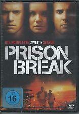 Prison Break Staffel Season zwei - 6 DVDs - Neu & OVP 2