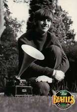 A Smiling Ringo Starr With a Fake Gramophone Award,Grammy - Beatles Trading Card