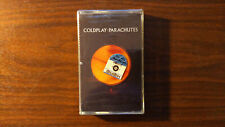 COLDPLAY - Parachutes (new cassette)