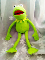 The Muppets Kermit The Frog Soft Plush Stuffed Toy 25cm gift