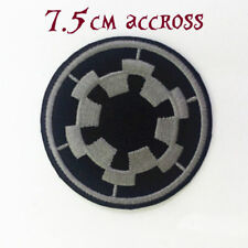 Quality Iron/Sew on Galactic empire star wars patch rebel alliance the force