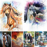 5D Diamond Painting Full Drill Embroidery Crafts Kits Art Horse Home Wall Decors
