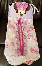 Unique Disney Minnie Mouse Diaper Stacker Storage  Holder Baby