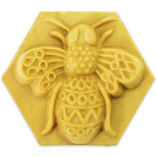 Filigree Bee Soap Mold. Melt & Pour, Cold Process w/Instructions