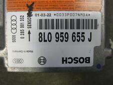 Airbagsteuergerät Steuergerät Airbag AUDI A3 S3 8L 8L0959655J