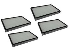 (4) HEPA Filters for Kenmore EF1, 86889, 471186, 53295, 38512,  Vacuum Exhaust