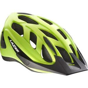 Lazer Cyclone All Purpose MTB / Leisure / Commuting Bike Helmet In Yellow