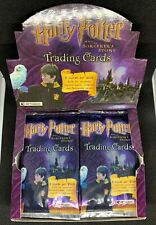 More details for 1 factory sealed booster pack! artbox harry potter the sorcerers stone hobby box