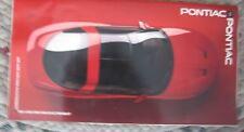 LARGE 1995 Pontiac Catalog: FIREBIRD TRANS-AM,GRAND PRIX,AM,BONNEVILLE,SSE