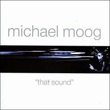 Audio CD That Sound - Moog, Michael - Free Shipping