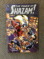 The Power of Shazam TPB Jerry Ordway Captain Marvel Black Adam