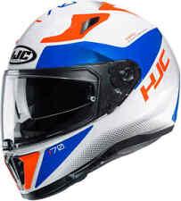 Casco moto HJC C70 KORO MC21SF L Bianco//Blu//Rosso