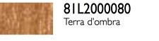 TERRA D'OMBRA Ly R Polycolor Matita colorata
