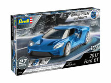2017 FORD GT , 1:24 Revell Auto Modelo Equipo 07678