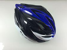 MET Helm Forte blau schwarz weiss Mod 2013 Gr. L large 60-62 Belüftungen 19 NEU