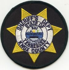 KNOX COUNTY TENNESSEE TN round SHERIFF POLICE PATCH