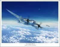 """Stratosphere Recon"" - Mark Karvon - Junkers JU 388L"