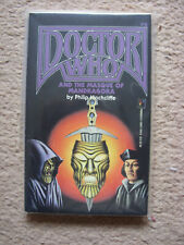 'Doctor Who and the Masque of Mandragora' by Philip Hinchcliffe - US Pinnacle Pb