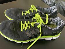 Mens Adidas Clima Chill Black Trainers Size Uk 10 Eu 44.5