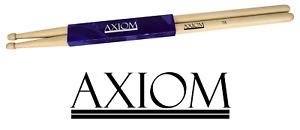 Axiom Drumsticks - 7A Maple Wood Tip Pair