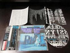 Million Dollar Hotel Japan CD w OBI Promo Copy U2 Bono Daniel Lanois Wim Wenders
