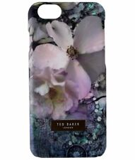 Ted Baker Slim and Trim Case Cover for Apple iPhone 6s 6 - Multi White Flower