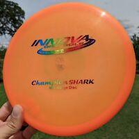 Rare GUMMY PFN Champion SHARK Innova Disc Golf NEW --Choose Color-- Max Weight