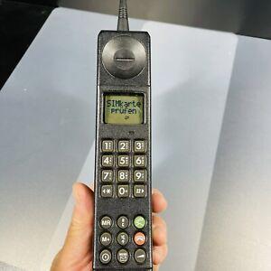 "Motorola International 3200, ""working"", 1992, The 1st Class 4 GSM mobile Phone"