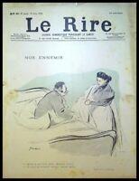 Le RIRE N°86 du 27 Juin 1896