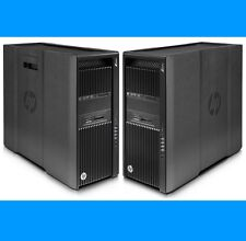 HP Workstation Z840: Xeon E5-2650 v3 128GB RAM NVIDIA M6000 512GBSSD 2TBHDD Win7