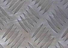 Stärke 2mm Riffelblech für die Metallbearbeitungs-Platten