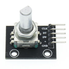 KY-040 Switch 360 Degrees Rotary Encoder Module Potentiometer with Knob Cap c