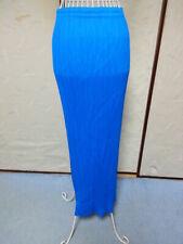 Sky Blue Skirt PLEATS PLEASE Issey Miyake VG