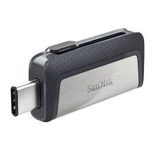 Genuine SanDisk 256GB 256 GB Type-C Dual USB 3.1 Flash Memory Drive SDDDC2-256G